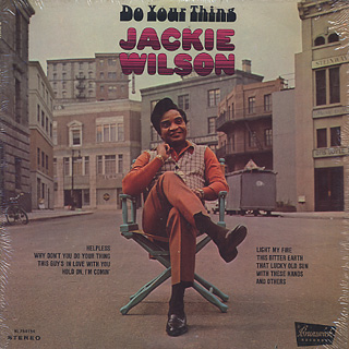 Jackie Wilson / Do Your Thing