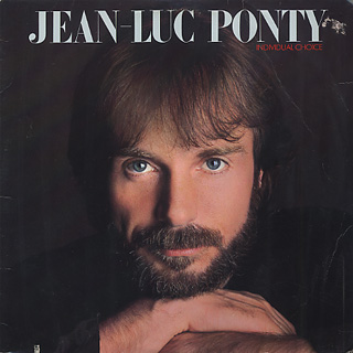 Jean-Luc Ponty / Individual Choice front