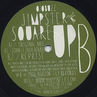Jimpster / Square Up label