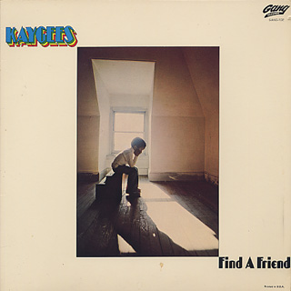 Kay-Gees / Find A Friend