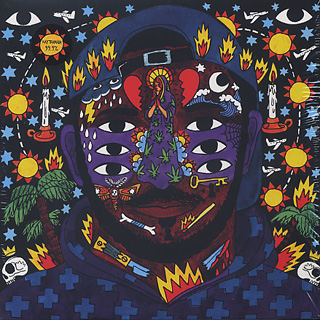 Kaytranada / 99.9% (2LP+CD) front