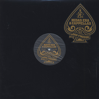 Lord Finesse / Midas Era A Cappellas