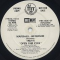 Marshall Jefferson Presents Truth / Open Our Eyes