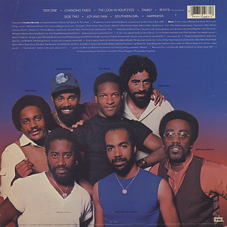 Maze featuring Frankie Beverly / Joy and Pain back