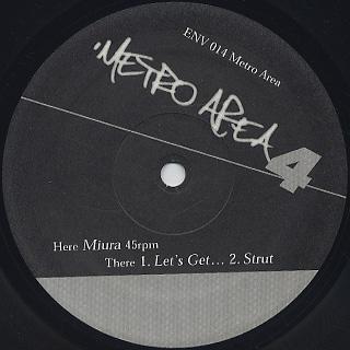 Metro Area / Metro Area 4