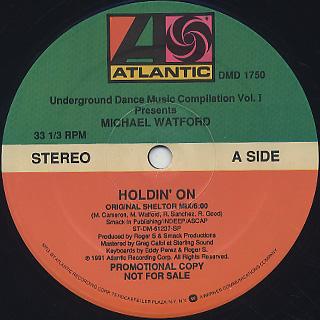 Michael Watford / Holdin' On