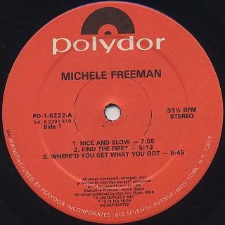 Michele Freeman / S.T. label