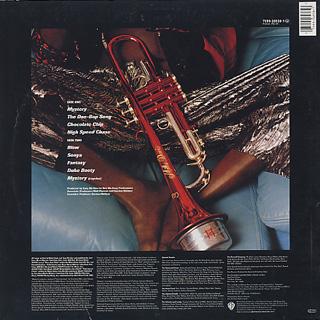 Miles Davis / Doo-Bop back