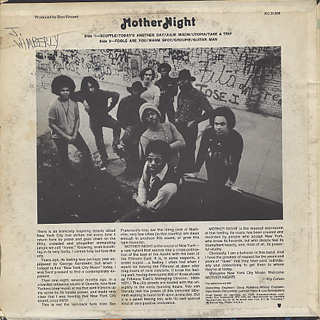 Mother Night / S.T. back