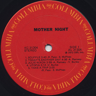 Mother Night / S.T. label