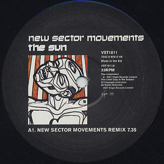 New Sector Movements / The Sun label