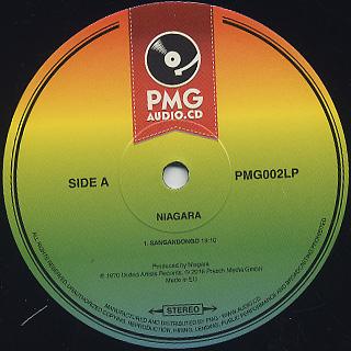 Niagara / Niagara label