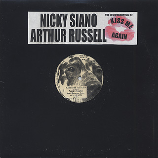 Nicky Siano / Kiss Me Again
