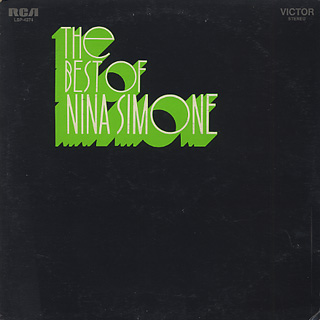 Nina Simone / The Best Of Nina Simone