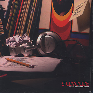 QSTN & Freddie Joachim / Study Guide front