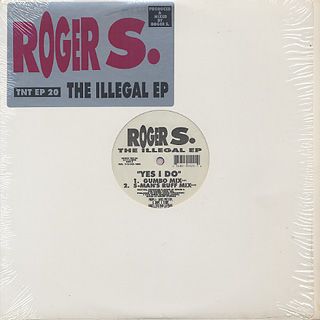 Roger S. / The Illegal EP