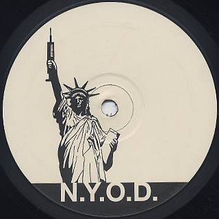 Rolling Stones / Yoko Ono / David Byrne / N.Y.O.D. back