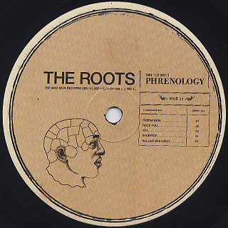 Roots / Phrenology label