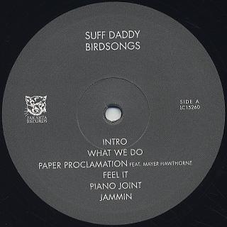Suff Daddy / Birdsongs label