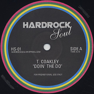 T. Coakley / Doin' The Do - K. Silver / Wait A Disco front