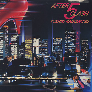 Toshiki Kadomatsu / After 5 Clash front