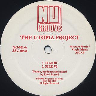 Utopia Project / File #1