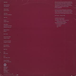 V.A. / Nu Groove Secret Code A Second Compilation back