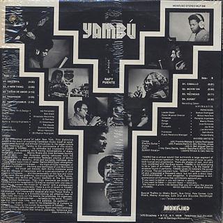Yambu / S.T. back