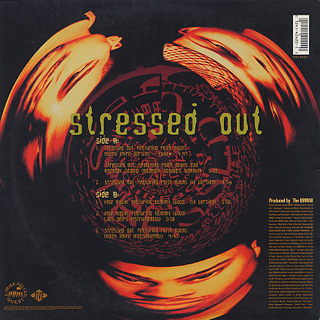 A Tribe Called Quest / Stressed Out back
