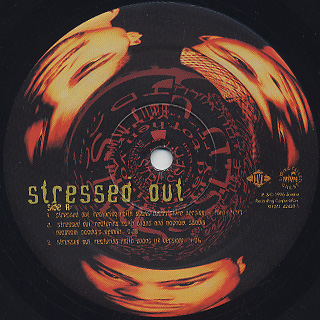 A Tribe Called Quest / Stressed Out label