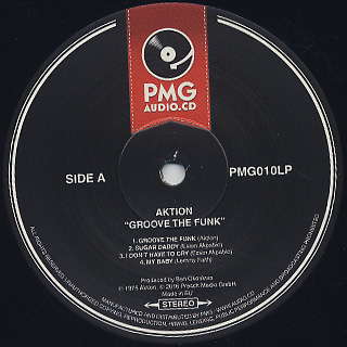 Aktion / Groove The Funk label
