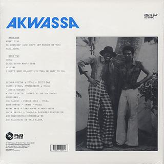 Akwassa / La'Ila back