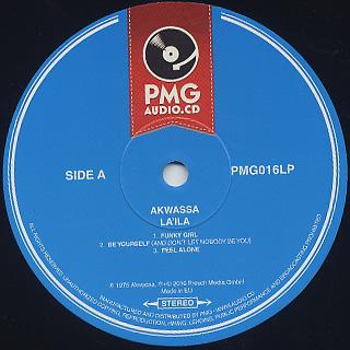 Akwassa / La'Ila label