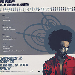 Amp Fiddler / Waltz Of A Ghetto Fly back