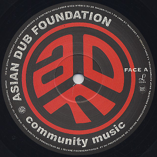 Asian Dub Foundation / Community Music label