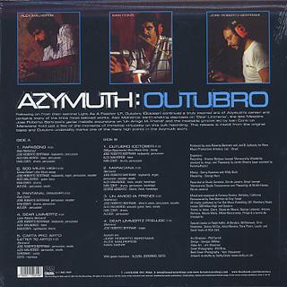 Azymuth / Outubro back