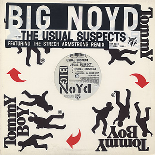 Big Noyd / Usual Suspect front