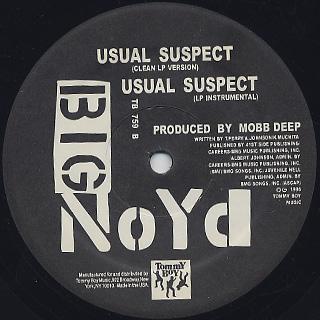 Big Noyd / Usual Suspect label
