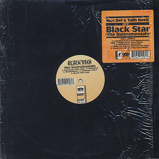 Black Star / Mos Def & Talib Kweli Are Black Star The Instrumentals
