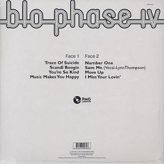 Blo / Phase IV back