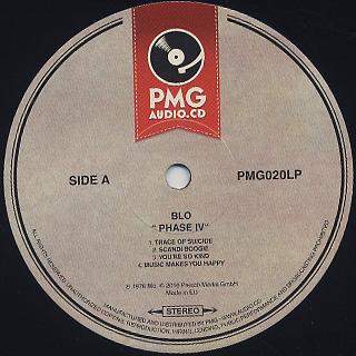 Blo / Phase IV label
