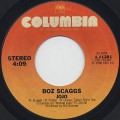 Boz Scaggs / Jojo c/w Do Like Do In New York