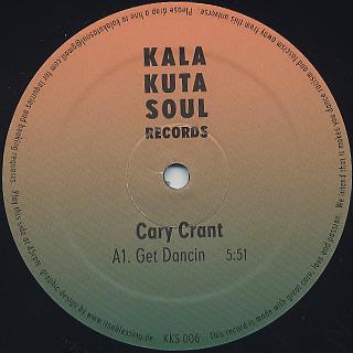 Cary Crant / Get Dancin' back
