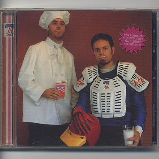 DJ Shadow & Cut Chemist / Product Placement (CD)