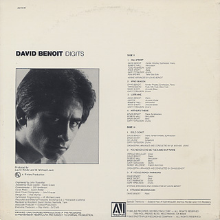 David Benoit / Digits back