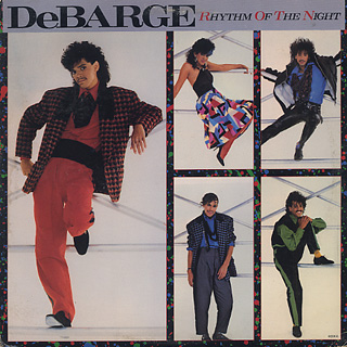 DeBarge / Rhythm Of The Night