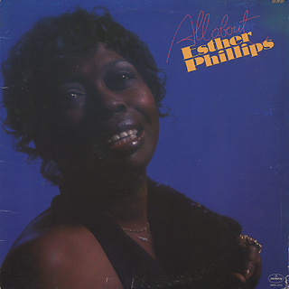 Esther Phillips / All About front