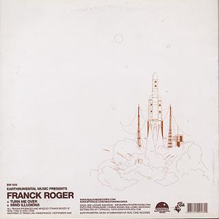 Franck Roger / Turn Me Over c/w Mind Illusions back
