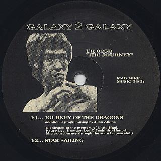 Galaxy 2 Galaxy / Galaxy 2 Galaxy back