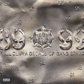 Gang Starr / Full Clip: A Decade Of Gang Starr (4LP)